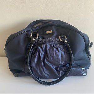 Lululemon Navy Blue Weekender / Diaper Bag